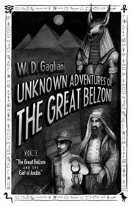 The Unknown Adventures of the Great Belzoni
